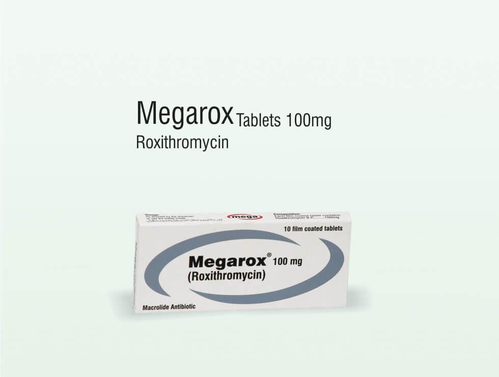 Megarox – Roxithromycin