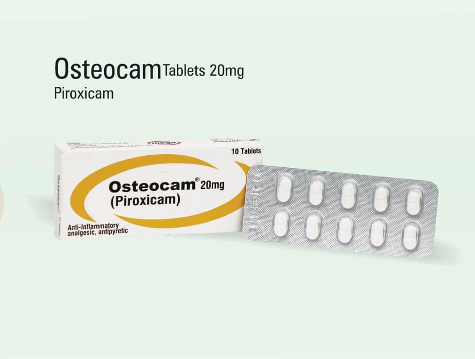 Osteocam – Piroxicam