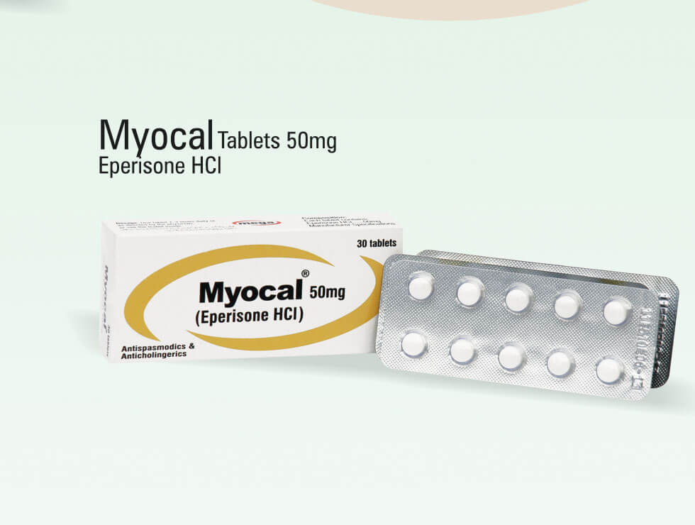 Myocal – Eprisone HCl