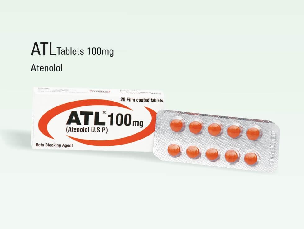 ATL – Atenolol