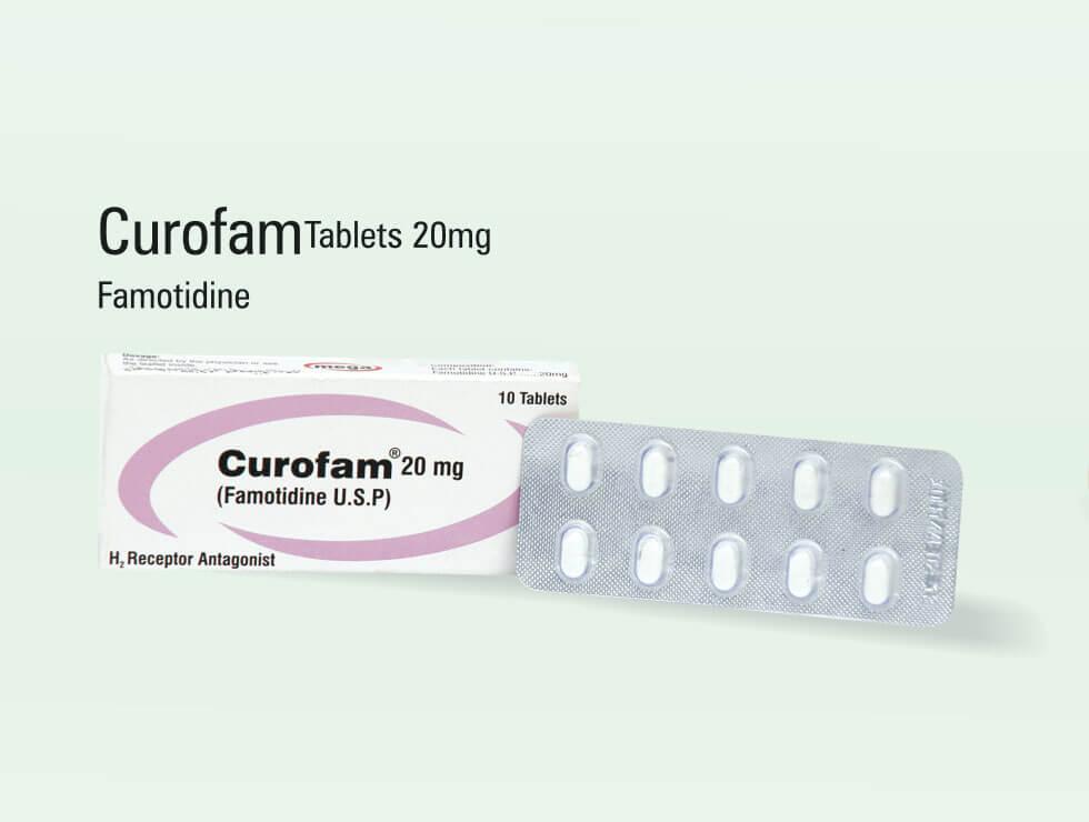 Curofam – Famotidine