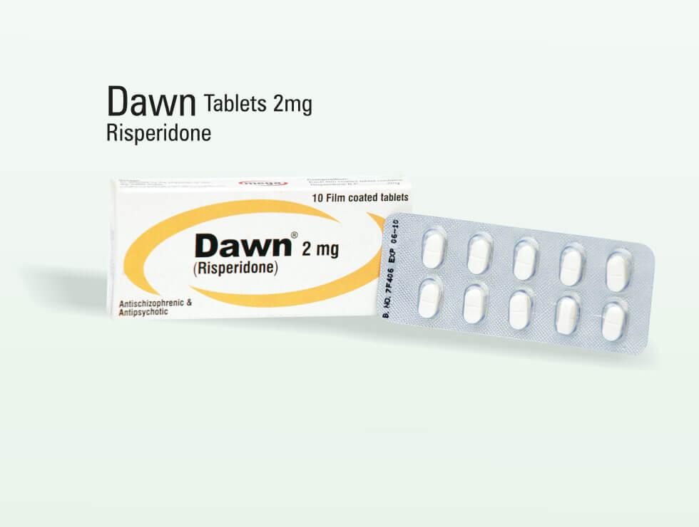 Dawn – Risperidone