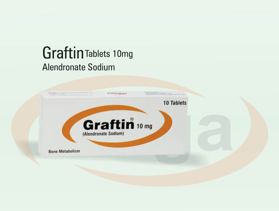 Graftin – Alendronate Sodium