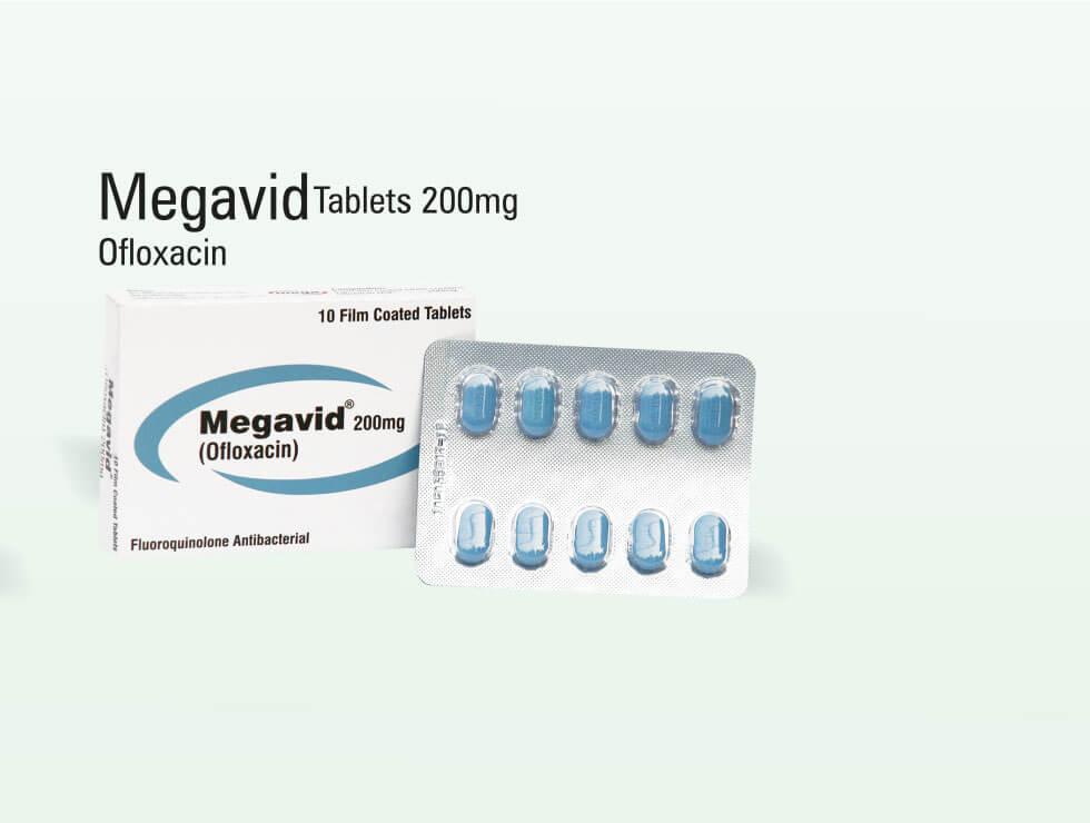 Megavid – Ofloxacin